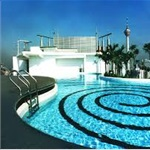 Patio Pools & Spas Logo