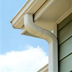 Gutter Guard & Custom Masonry Cover Photo