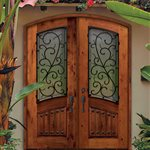 Front Door With Sidelights Services Logo