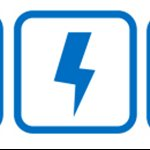 D & E Electric INC Logo