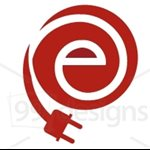Home Electrician Contractors Logo