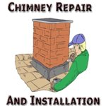 Brick Chimney Repair Services Logo