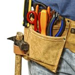 Larry James Handyman Service Logo