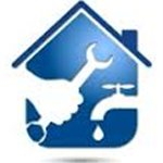 Plumbing Pipes Logo