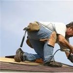 Roofer Company Logo
