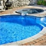 Home Swimming Pools Company Logo