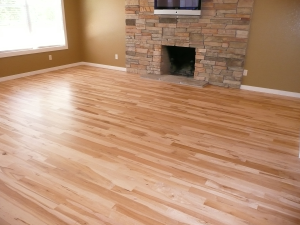 Shamrock Hardwood Floors Logo