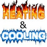 Daves Heating & Cooling LLC Logo