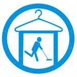 Cleaning Affair Residential Cleaning Service Logo