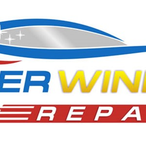 Power Window Repair Logo