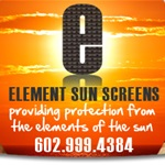 Element Sunscreens & Blinds Logo