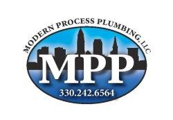 Modern Process Plumbing Logo