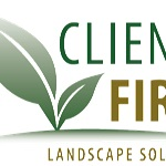 Clients First Landscape Solutions Logo