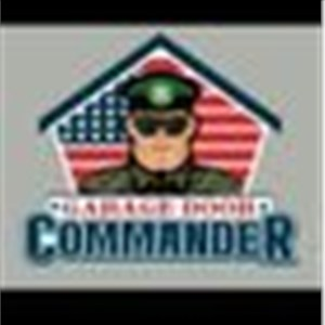 Garage door commander Logo