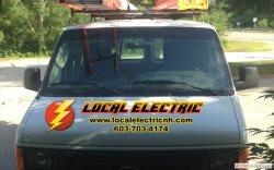 Local Electric Logo