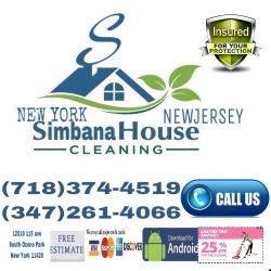 Simbana House Cleaning Logo