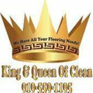 King & Queen of Clean Logo