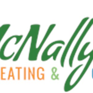 Mcnallys Heating and Cooling Logo