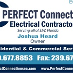 Perfect Connections Electrical Contractor, LLC Cover Photo