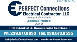 Perfect Connections Electrical Contractor, LLC Logo