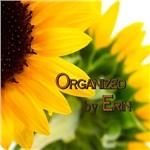 Organized by Erin Logo