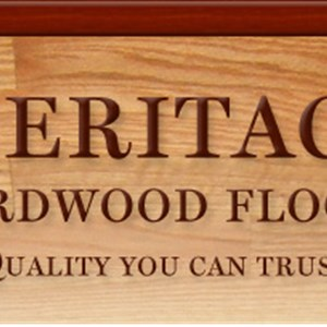 Heritage Hardwood Floors Inc Logo