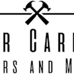 Aaron Victor Carpentry, LLC Logo
