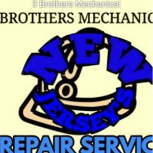 3 Brothers Mechanical Logo