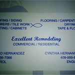 Excellent Remodeling Cover Photo