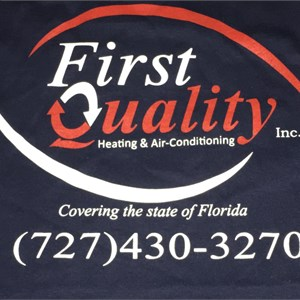First Quality Hvac INC Logo