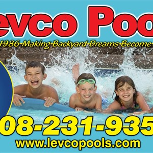 Levco Pools INC Logo