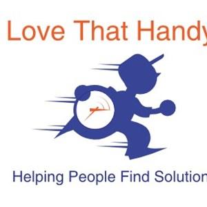 Gotta Love That Handyman Logo