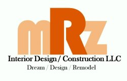 MRZ Interior Design / construction, LLC Logo