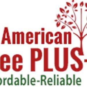 All American Tree Plus Logo