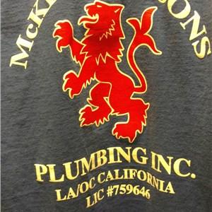 Mckinnon & Sons Plumbing, Rooter & GAS INC Logo