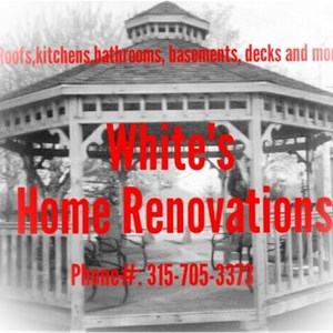 Whites Home Renovations Logo