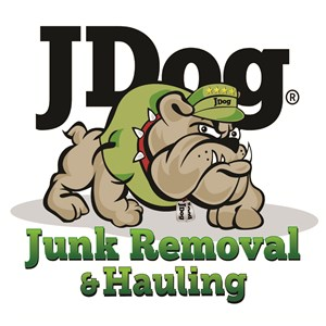 Jdog Junk Removal & Hauling - Tri-cities Logo