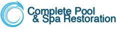 Complete Pool and Spa Restoration Logo