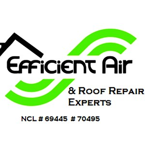 Efficient Air and Roof Repair Experts Logo