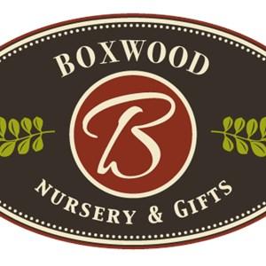 Boxwood Nursery Logo