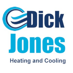 Dick Jones Heating and Cooling Logo