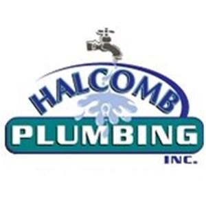 Halcomb Plumbing, Inc. Logo