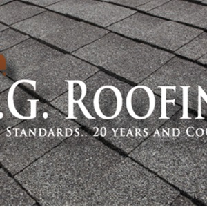A.g. Roofing Logo