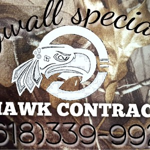 Pryhawk Construction llc Logo