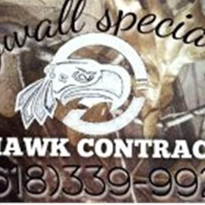 Pryhawk Construction llc Logo