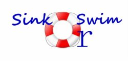 Sink or Swim Pool Services Logo