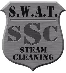 S.w.a.t. Steam Cleaning Logo