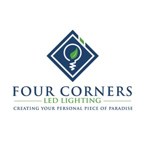 Four Corners LED Lighting Logo