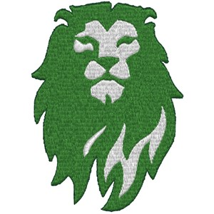 Green Lion Plumbing Logo