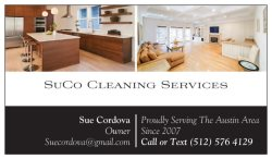 Suco Cleaning Services Logo